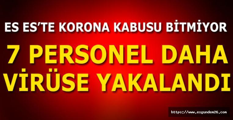 Eskişehirspor'da vaka sayısı artıyor