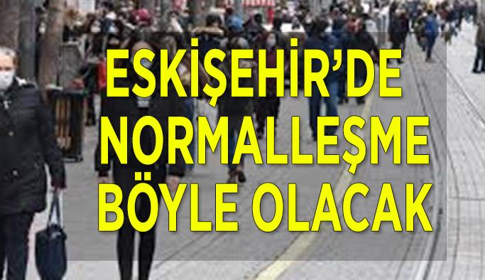 İşte Eskişehir'de uygulanacak yeni kararlar