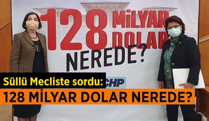 CHP'li Süllü: Cumhurbaşkanı niye üzerine alındı?