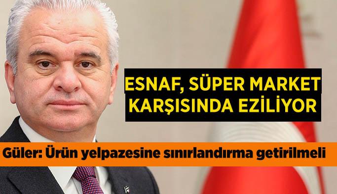 ETO Başkanı Metin Güler: Düzenleme yapılması için girişimlerde bulunduk