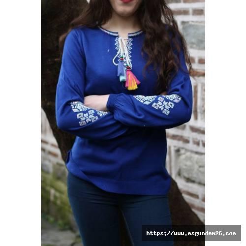 Kadın Kazak Modelleri