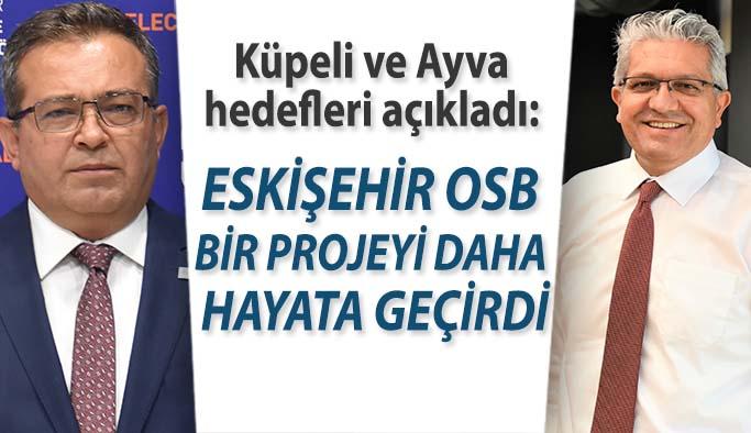 Eskişehir OSB bir başarıya daha imza attı