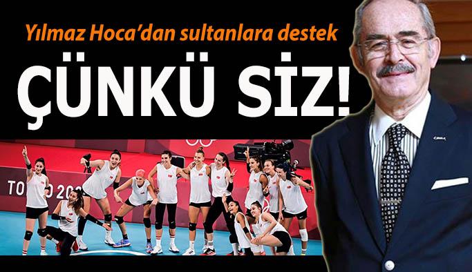 Büyükerşen: Sizler Türk kadının  gücünü gösteriyorsunuz