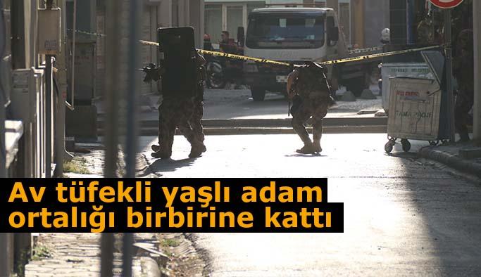 Eskişehir'de 3 saat süren operasyon
