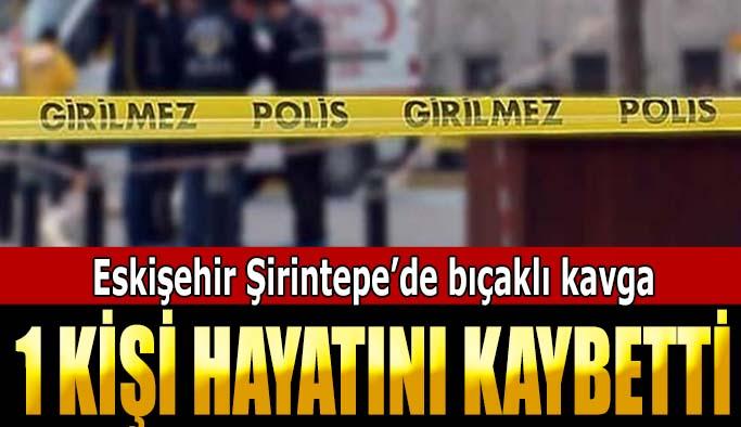 Eskişehir'de komşusunu öldüren şahıs tutuklandı