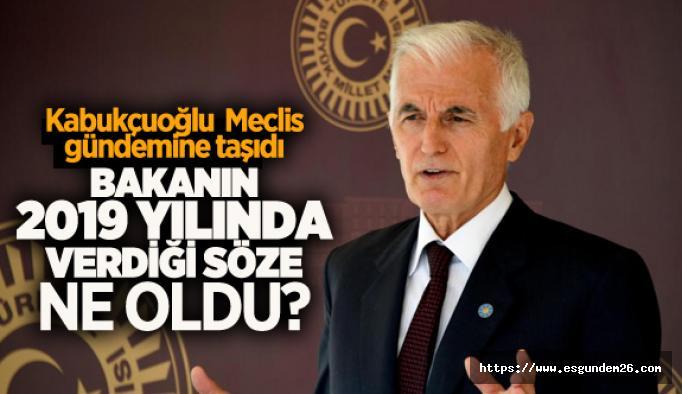 İYİ Partili Kabukçuoğlu'ndan, Sağlık Bakanına soru önergesi