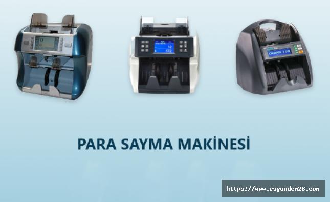 Para Sayma Makinesi Alırken Nelere Dikkat Etmeli?