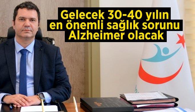 Eskişehir İl Sağlık Müdürü Prof. Dr. Uğur Bilge; Alzheimer hastalığının engellenmesi mümkün değil, ancak yavaşlatmak elimizdedir
