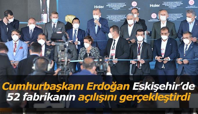 Cumhurbaşkanı Erdoğan: Türkiye'yi elektrikli araç ve batarya üssü haline getireceğiz