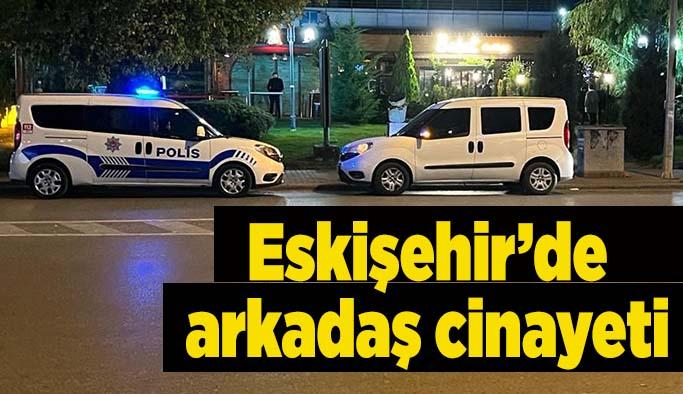 Eskişehir'de arkadaş cinayeti: 2 gözaltı