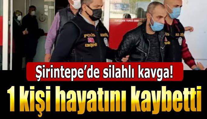 Eskişehir'de silahlı kavga: Bir kişi hayatını kaybetti bir ağır yaralı...