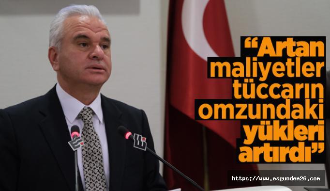 ETO Başkanı Güler: Kurdaki dalgalanma iş dünyasını zorluyor