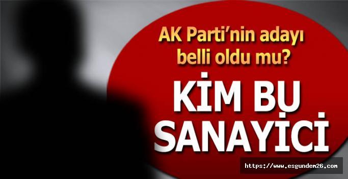 Soner Yüksel: AK Parti'nin sanayici adayını yazdı