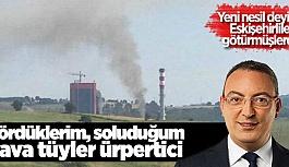 """ZEHİR SOLUDUĞUMU FARKETTİM"""