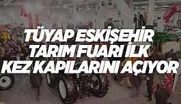TARIM FUARI BAŞLIYOR