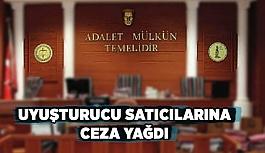 Eskişehir'de uyuşturucu satıcılarına hapis cezası