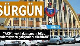 """Çakırözer'den TCDD Genel Müdürü'ne çağrı """"Bu sürgünü durdurun"""""""