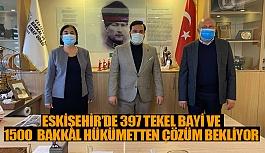 CHP'Lİ VEKİLLERDEN 'ESNAFTAN ALIŞVERİŞ YAPIN' ÇAĞRISI