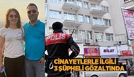 Eskişehir'deki cinayetlerle ilgili 3 şüpheli gözaltında