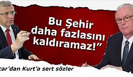 AK Parti Odunpazarı İlçe Başkanı Ali Acar'dan Kazım Kurt'a sert eleştiriler