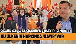 BU ÜLKENİN HARCINDA 'HAYIR' VAR