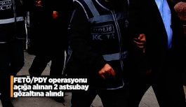 ESKİŞEHİR'DE FETÖ/PDY OPERASYONU