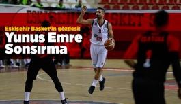 Eskişehir Basket'in gözdesi: Yunus Emre Sonsırma