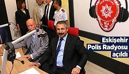 Eskişehir Polis Radyosu açıldı