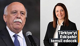 Türkiye'yi Eskişehir temsil edecek