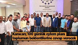 Karacan'dan TÜMSİAD'a 24 Haziran teşekkürü