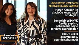 AK Partili Günay: Nabi bakanımızla 4 çıksın diye uğraştık ama aynı desteği il yönetiminden ve SKM'den göremedik