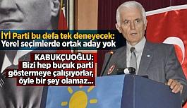 İYİ Parti Milletvekili Kabukçuoğlu; Yerel seçimde pasif kalırsak bundan sonraki…
