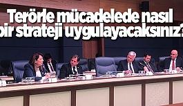 GÜNAY, BELÇİKALI BAKAN'A TERÖRİZMİ SORDU