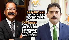 MECLİS'TE 'KALABAK SU' TARTIŞMASI