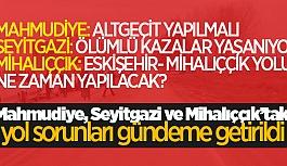 YOL SORUNU KOORDİNASYON TOPLANTISINA TAŞINDI