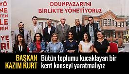 KAZIM KURT OKK'Yİ ZİYARET ETTİ