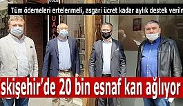 CHP'li Çakırözer: En büyük darbeyi lokantacılar, berberler ve kahvehaneciler yedi