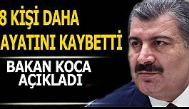 TÜRKİYE'DE ÖLÜM ORANI %2.15