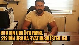 OTOMOTİVE GETİRİLEN ÖTV ZAMMI TÜKETİCİYE...