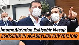 Ataç ile İmamoğlu İstanbul'da buluştu
