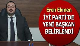 İYİ Parti'de yeni başkan belirlendi
