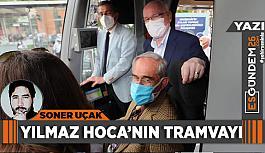Yılmaz Hoca'nın tramvayı