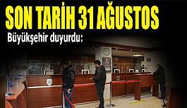 Borç yapılandırmasında son tarih 31 Ağustos