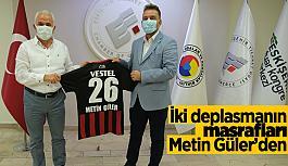 Eskişehirspor'un yeni yönetimi ETO'yu ziyaret etti