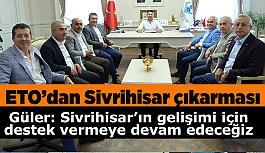 ETO ve Sivrihisar Belediyesi'nden ekonomi buluşması
