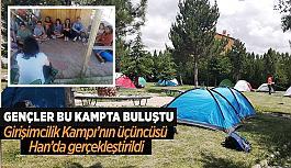 Gelecek bu kampta