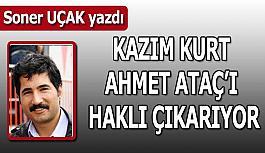 Kazım Kurt  Ahmet Ataç'ı haklı çıkarıyor