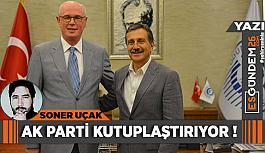 AK Parti kutuplaştırıyor