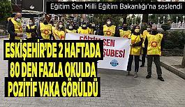 Eğitim Sen uyardı: Eskişehir'deki okullarda korona vakaları tırmanıyor