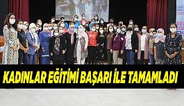 Eskişehir Büyükşehir Belediyesi ve Türkiye Aile Sağlığı ve Planlaması Vakfı Çifteler'de kadınları bilgilendirdi